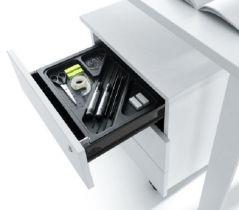 Piórnik regulowany biurowy wkład do szuflady